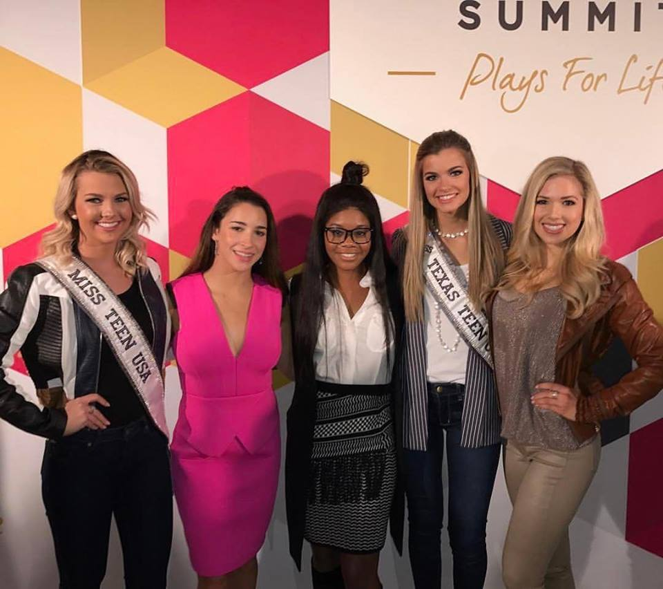 Kirby Lindley Miss Texas Teen Usa 2017 Pageant Update