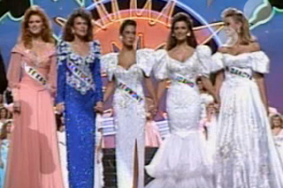 History Miss Texas USA & Miss Texas