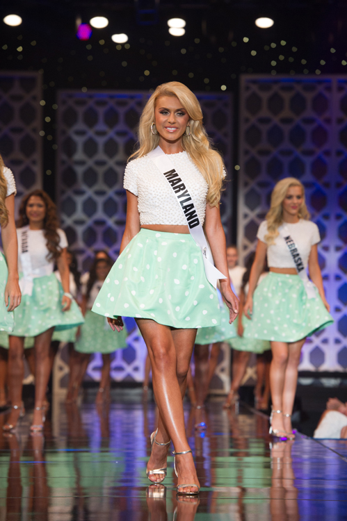 2014 MISS TEEN USA Pageant - YouTube