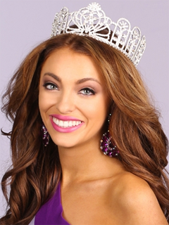 Megan Riesner - Miss Illinois Teen USA 2015 - Pageant Update