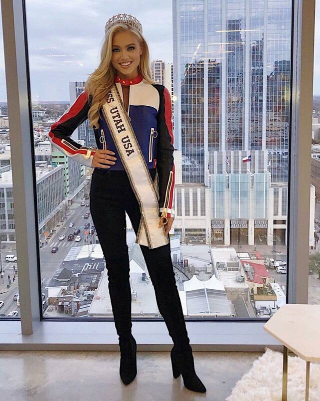 Amanda Giroux Miss Utah Usa 2019 Pageant Update