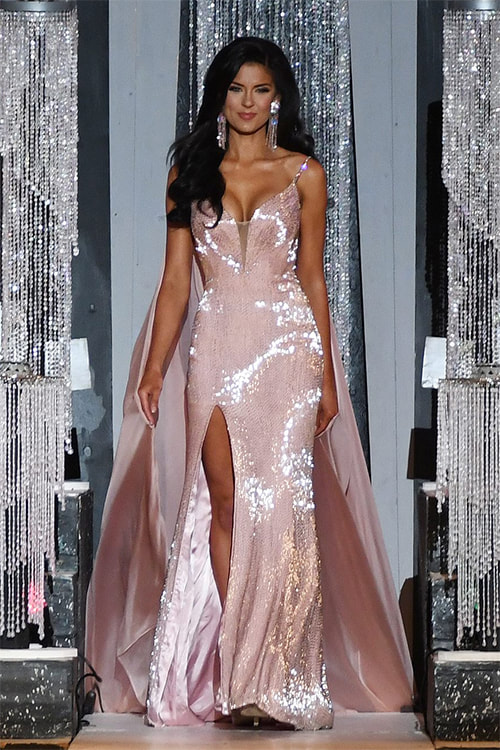 State Gown gallery - Miss USA 2018 - Pageant Update