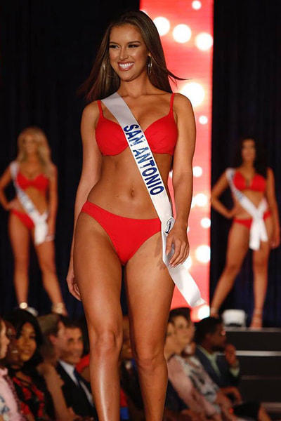 State Swimsuit Gallery - Miss USA 2019 coverage - Pageant Update